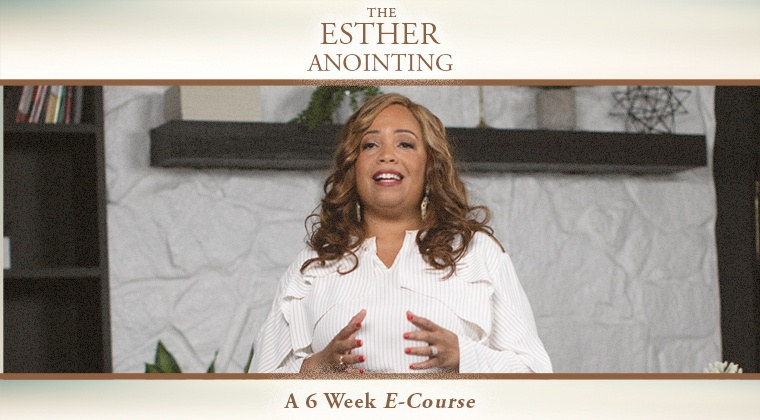 The Esther Anointing ecourse